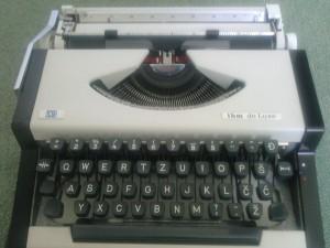 Prva pisaća mašina
